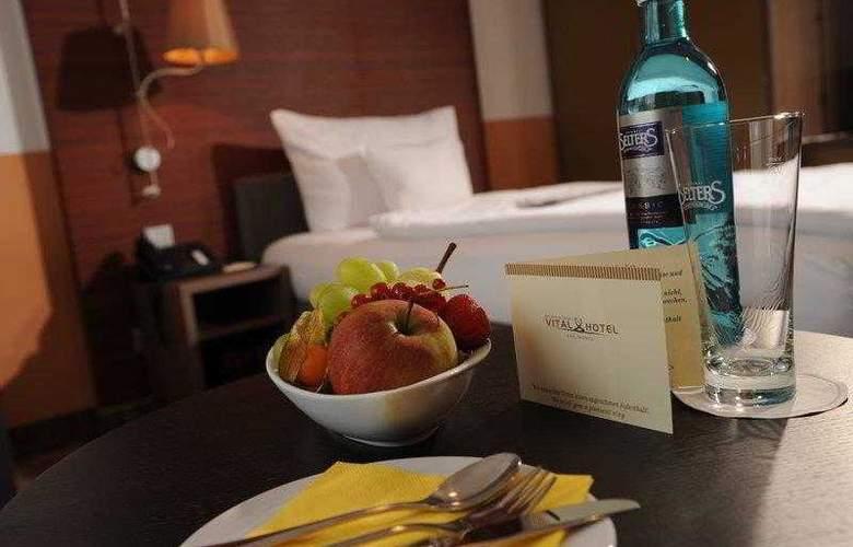Best Western Premier Vital Hotel Bad Sachsa - Hotel - 7