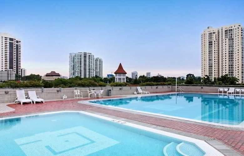 Far East Plaza Apartment - Pool - 22