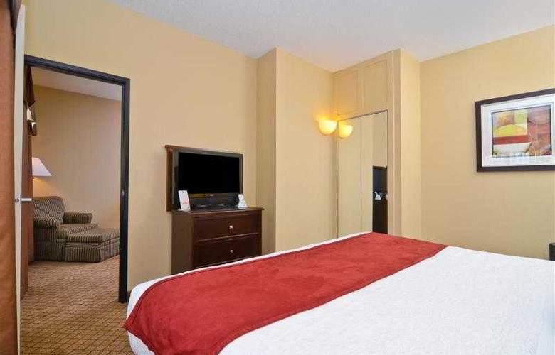 Best Western Plus Macomb Inn - Room - 36