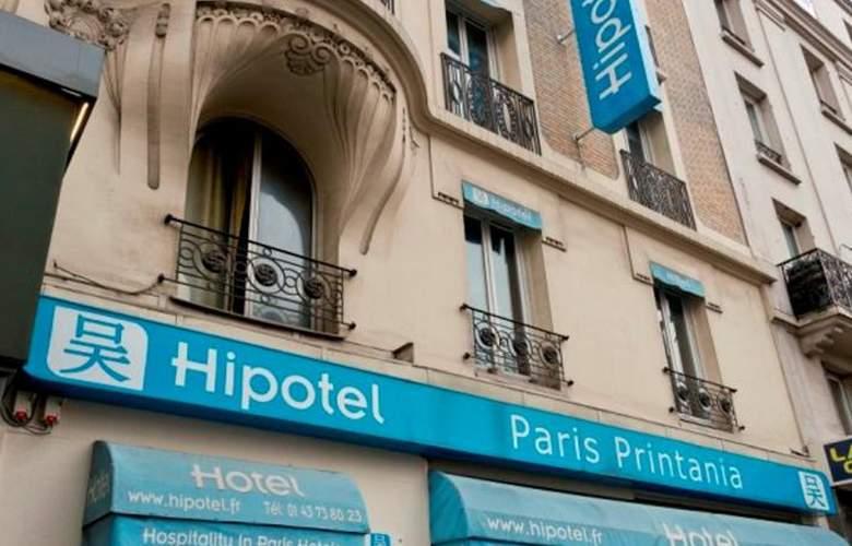 Hipotel Paris Printania Maraichers - Hotel - 0