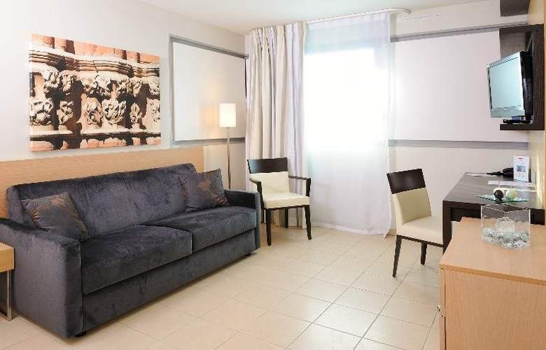 Residhome Toulouse Occitania - Room - 14