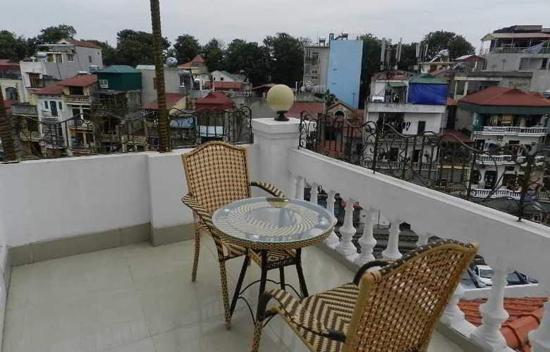 The Landmark Hanoi - Terrace - 17
