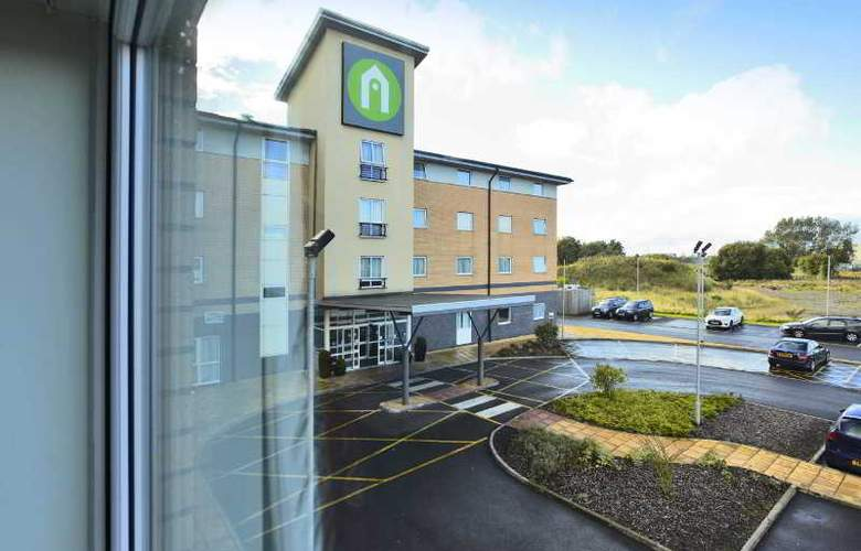 Campanile Glasgow Airport - Hotel - 13