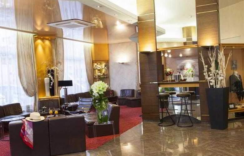 Best Western Carlton - Hotel - 22