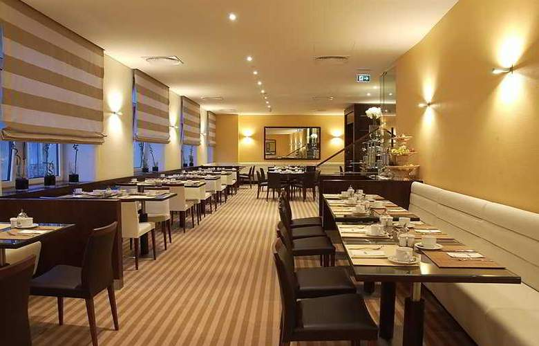 Achat Hotel City-Wiesbaden - Restaurant - 6