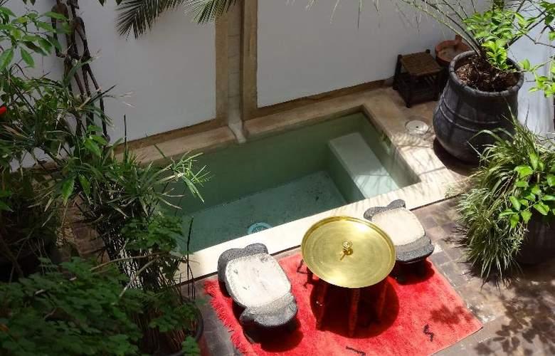 Riad Dar Zaman - Pool - 23