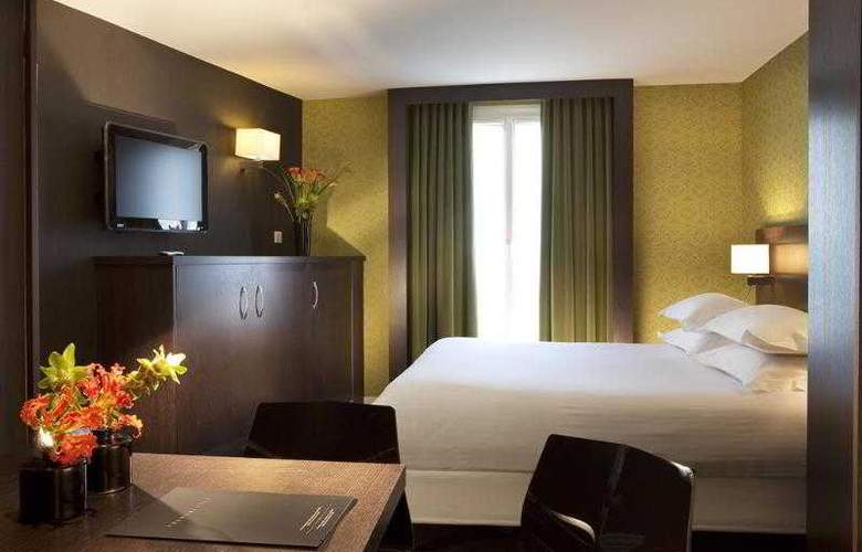 Best Western Bretagne Montparnasse - Hotel - 8