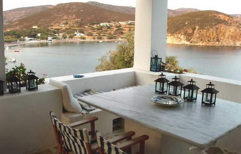 Patmos Paradise - Terrace - 3
