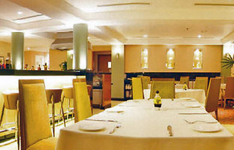 Darby Park Executive Suites - Restaurant - 4