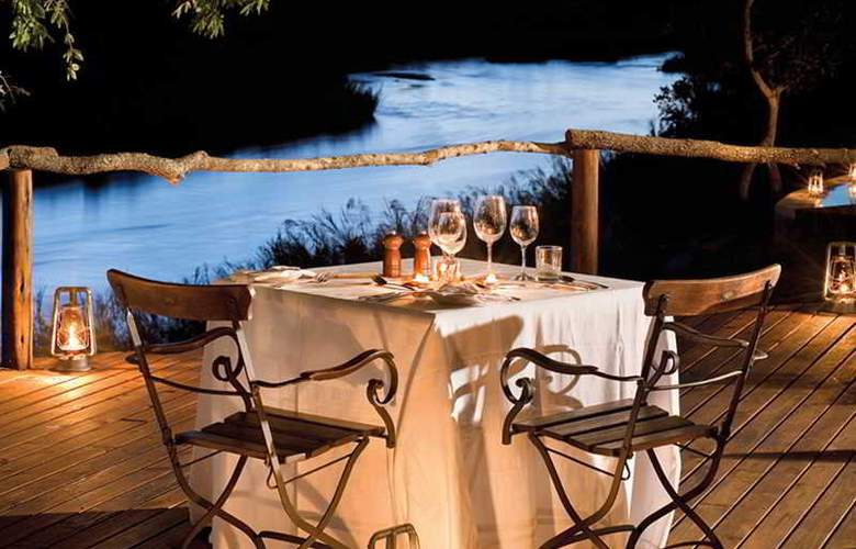 Lion Sands Tinga Lodge - Terrace - 5