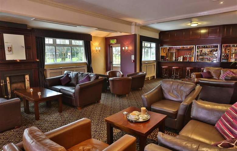 Best Western Bolholt Country Park - Bar - 86