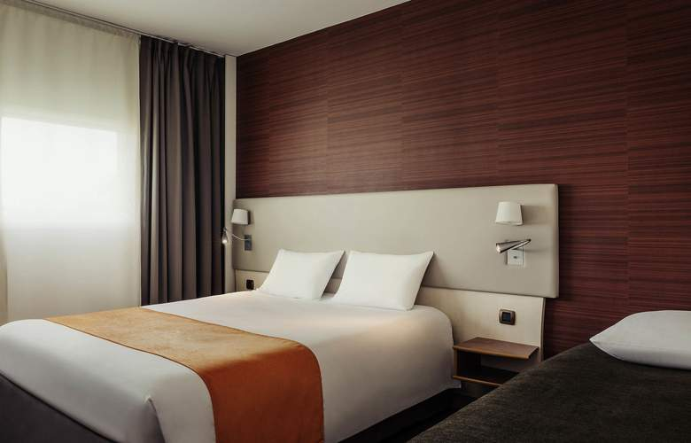 Mercure Paris Orly Tech Airport - Room - 4