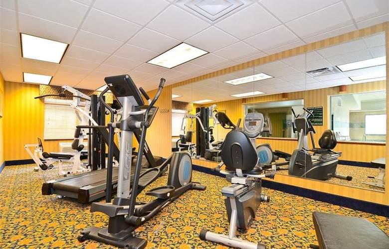 Best Western Executive Inn & Suites - Sport - 159