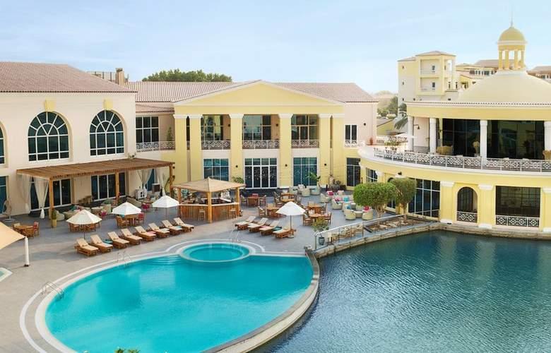 Courtyard by Marriott Dubai, Green Community - Hotel - 0