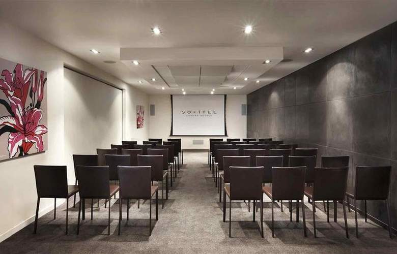 Sofitel Queenstown Hotel & Spa - Conference - 6