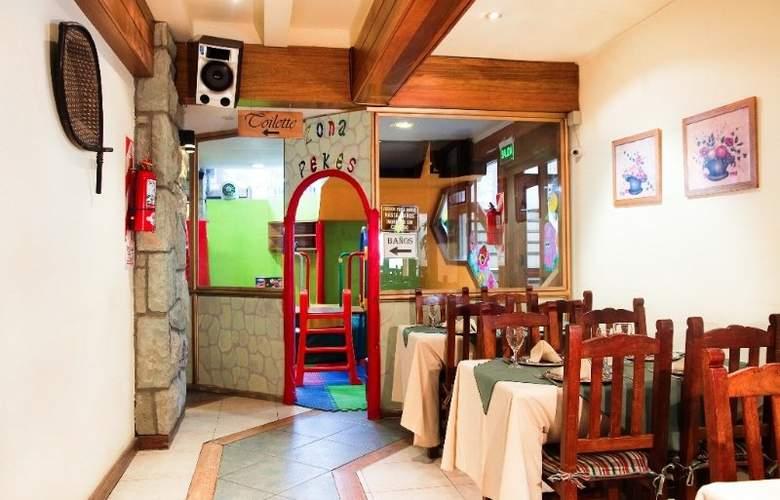 Grand Hotel Bariloche - Restaurant - 3