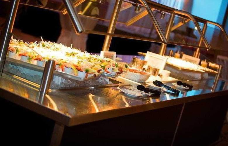 Best Western Plus Camrose Resort & Casino - Restaurant - 6
