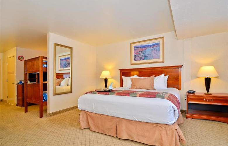 Best Western Plus High Sierra Hotel - Room - 132