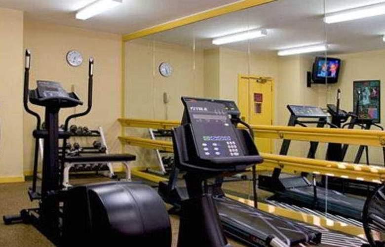 Hilton Garden Inn Durham RTP - Sport - 9