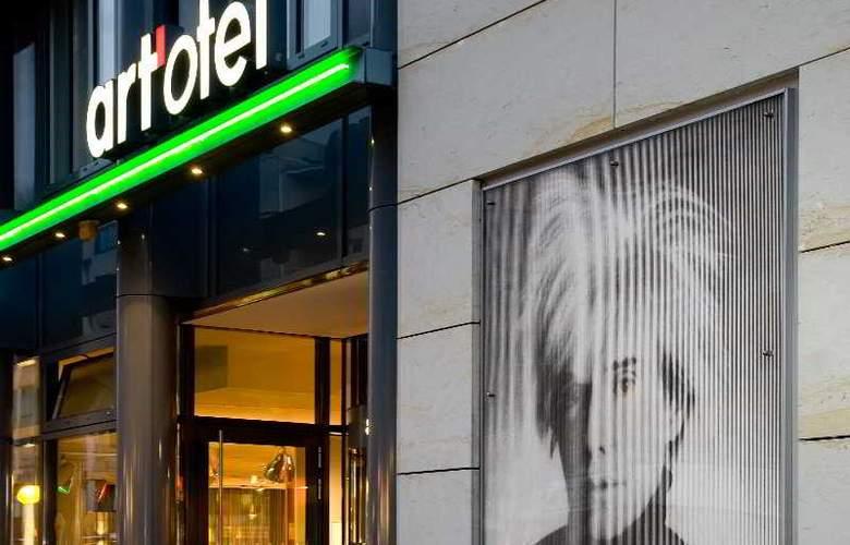 Art'otel Berlin Kudamm - General - 3