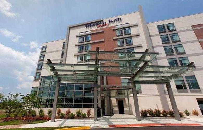 SpringHill Suites Alexandria Old Town/Southwest - Hotel - 1
