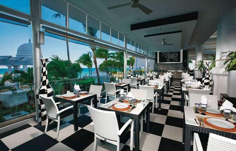 Riu Palace Las Americas  - Restaurant - 13