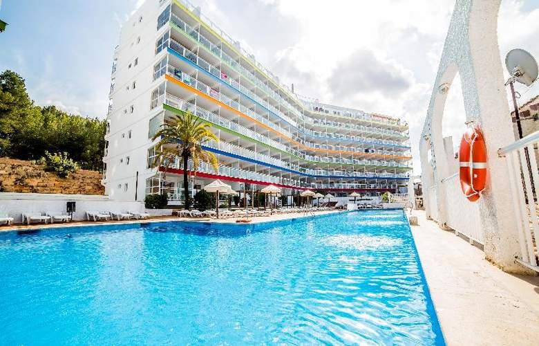 Deya (Hotel 3* - Apartamentos 2 LL) - Pool - 20