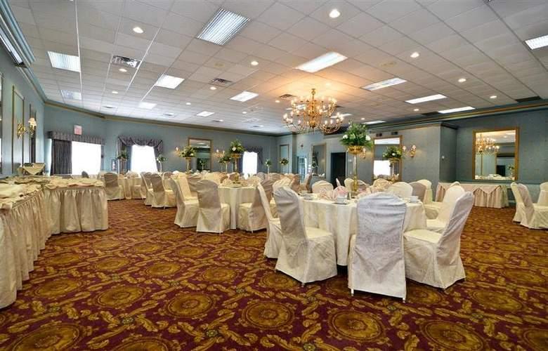 Best Western Plus Concordville Hotel - Hotel - 80