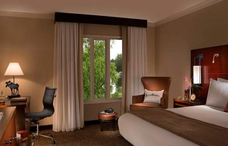 Millennium Alaskan Hotel Anchorage - Room - 16