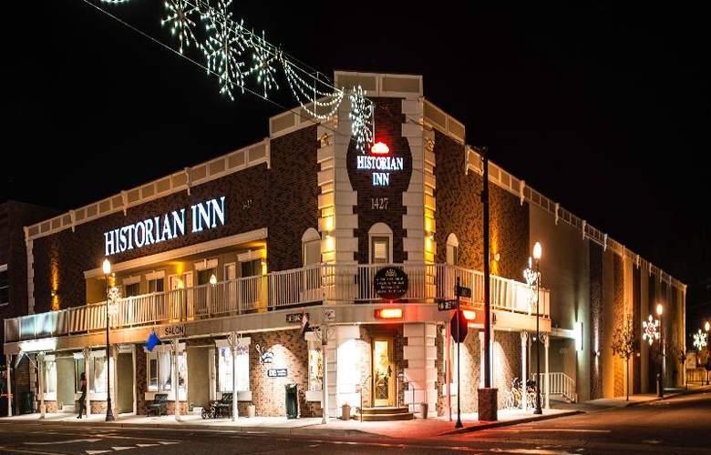 Historian Inn - Hotel - 8