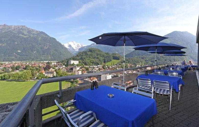 Metropole Interlaken - Terrace - 12
