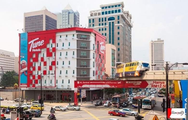 Tune Hotel - Downtown Kuala Lumpur - Hotel - 0