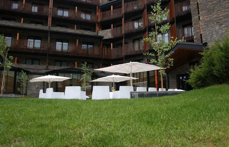 Park Piolets Mountain Hotel & SPA - Terrace - 7