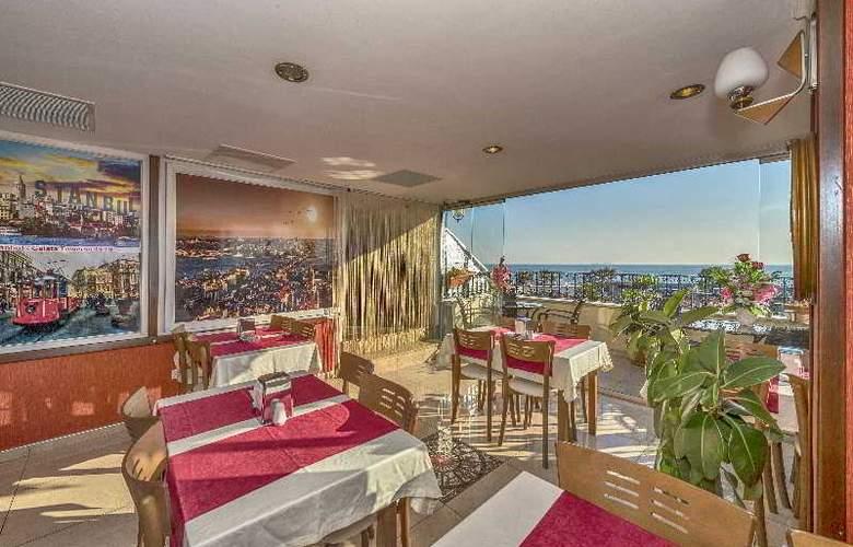Elfida Suites Hotel - Restaurant - 25