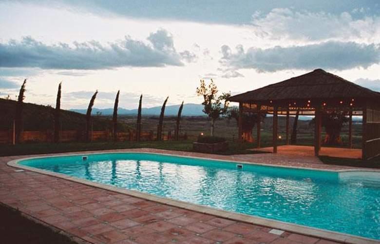 Château Pago De Cirsus - Pool - 2