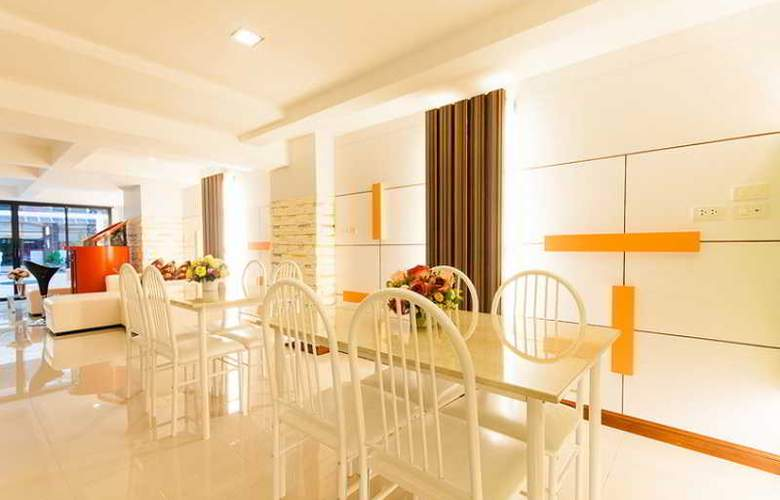 Patong Max Value Hotel - Restaurant - 1