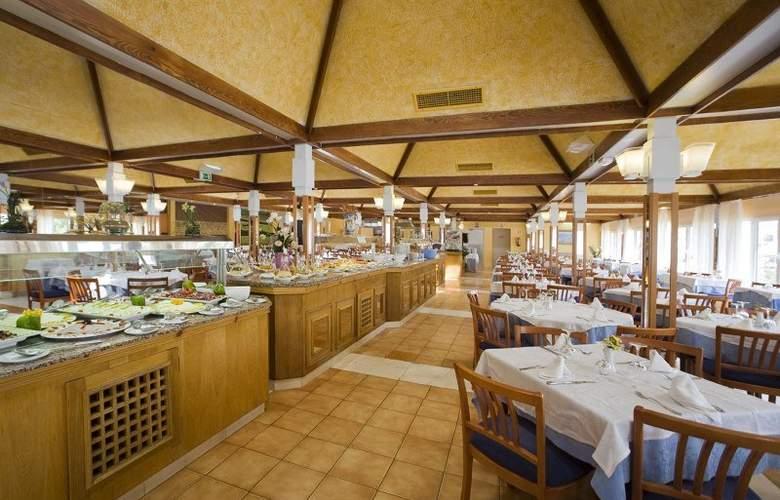 SmartLine Cala'n Bosch - Restaurant - 5