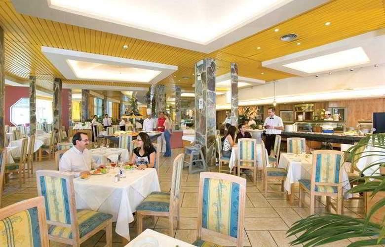 Aguamarina Golf - Restaurant - 9