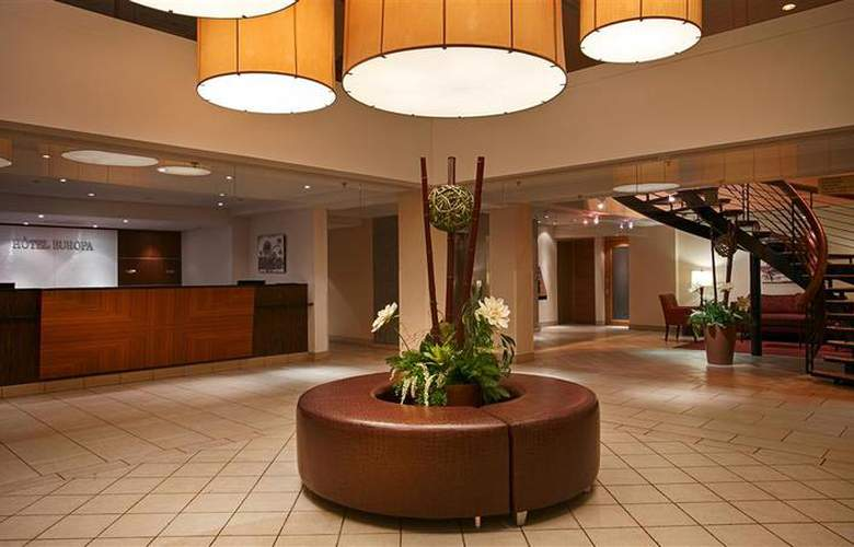 Best Western Plus Montreal Downtown Hotel Europa - General - 41