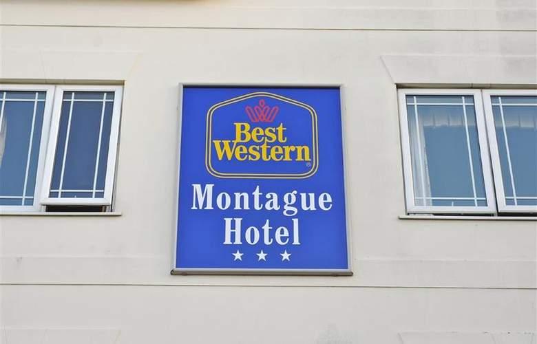 Best Western Montague Hotel - Hotel - 73