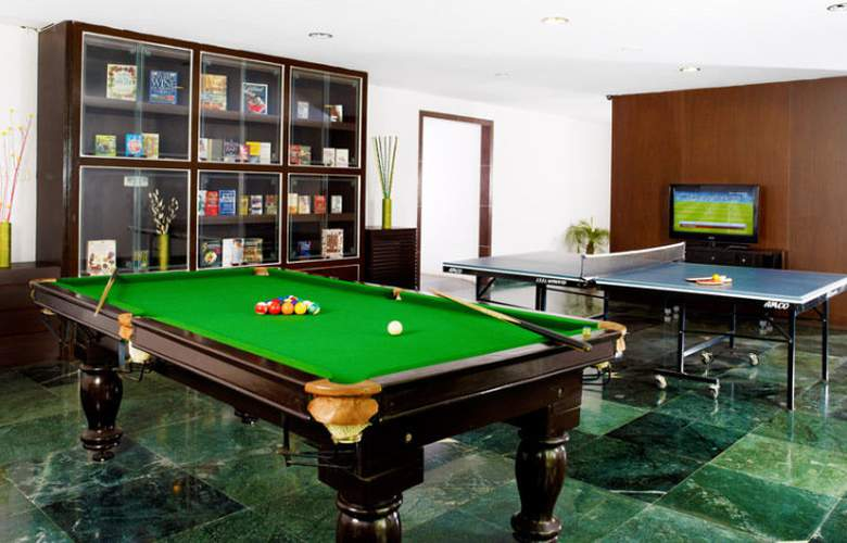 Citrus Hotels Sriperumbudur - Sport - 8
