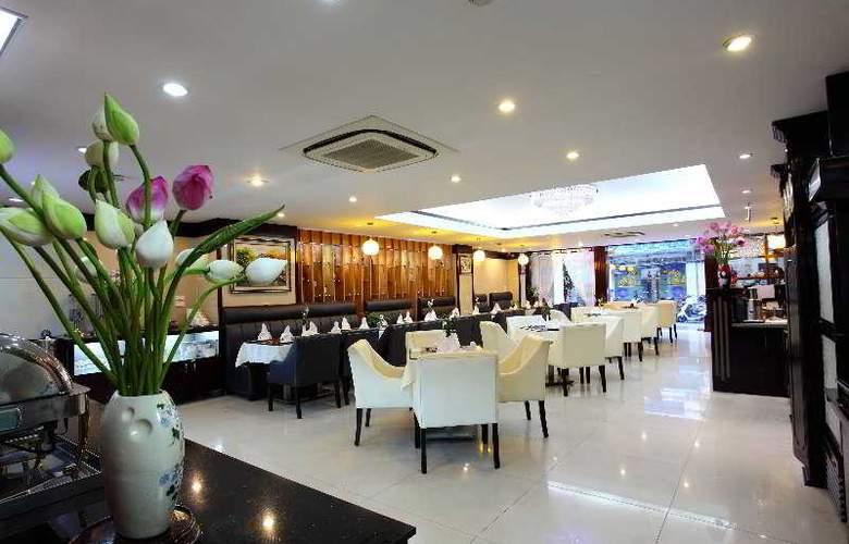 Golden Cyclo Hotel - Restaurant - 3