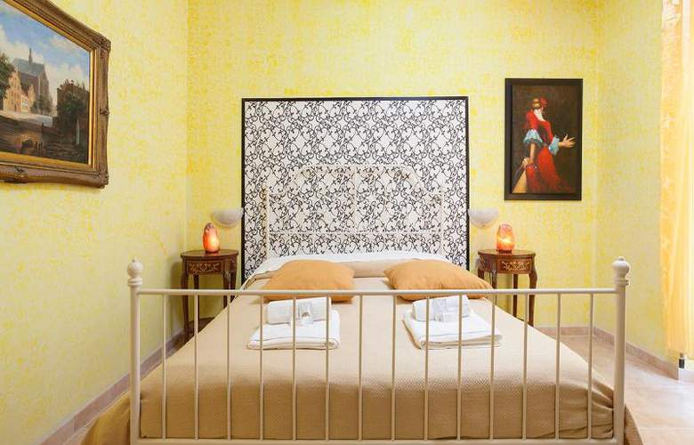 Sicilia Suite Bed And Breakfast - Room - 8