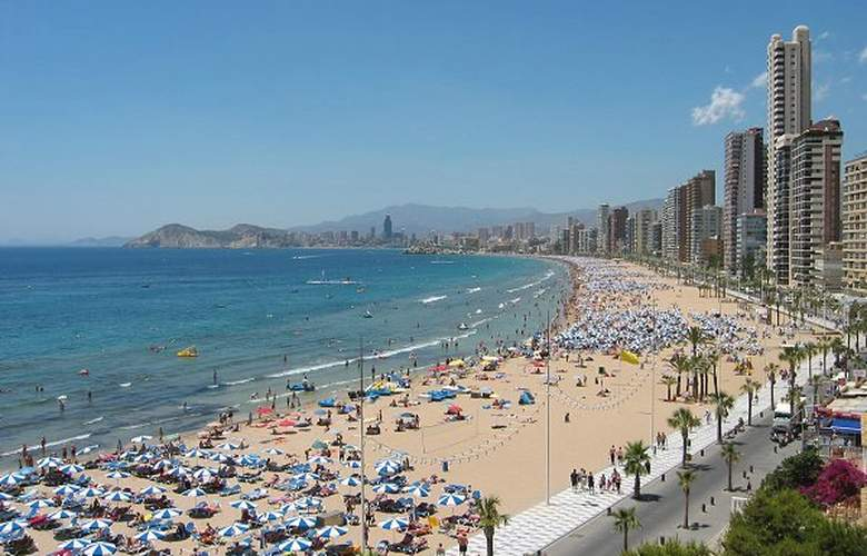 Ruleta Hotel 3* Benidorm - General - 4