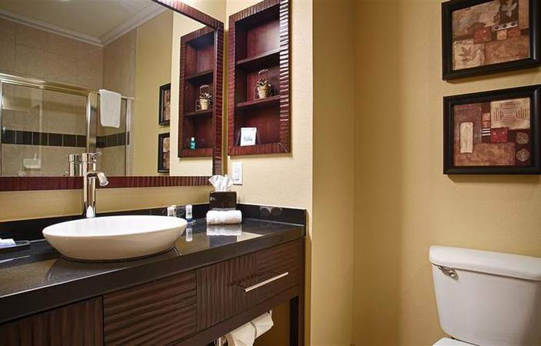Best Western Plus Christopher Inn & Suites - Room - 163