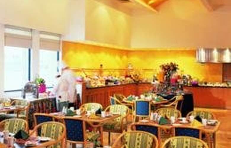 Fiesta Inn Monterrey Centro - Restaurant - 1