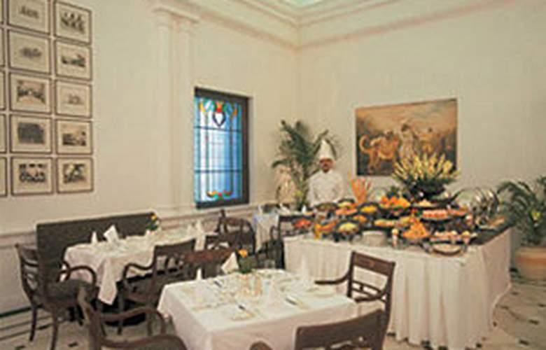 Oberoi Maidens - Restaurant - 1