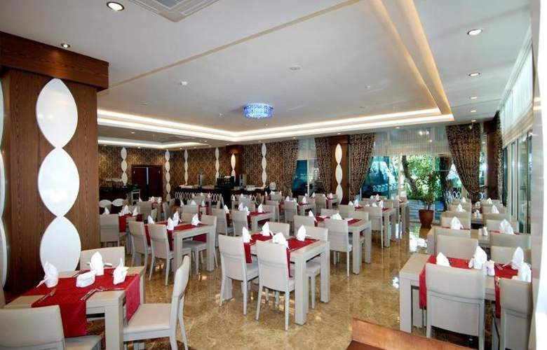 Maya World Hotel Belek - Restaurant - 74