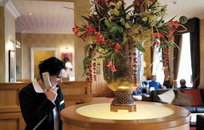 Best Western Glendower - Hotel - 25