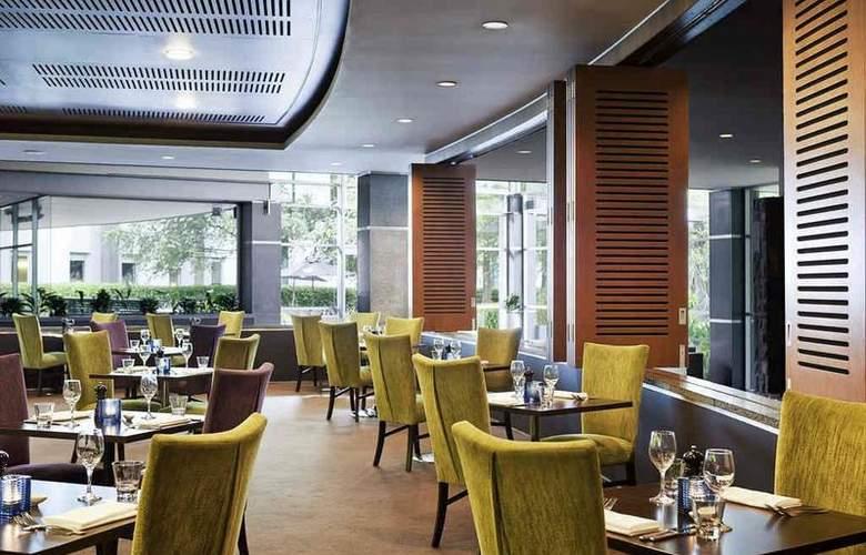 Novotel Auckland Ellerslie - Restaurant - 75